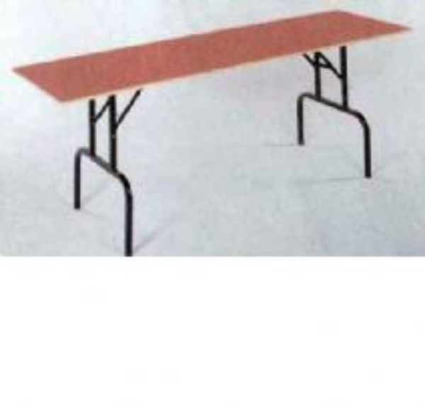 שולחן רגלים מתקפלות מצב פתוח