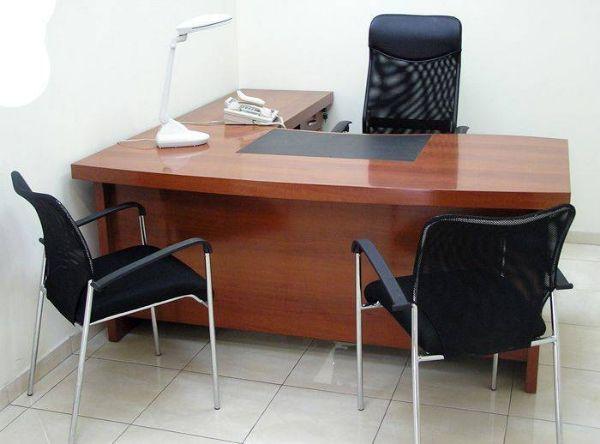 שולחן מזכירה גל פורניר-166