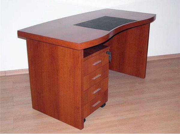 שולחן מזכירה גל A-02-165