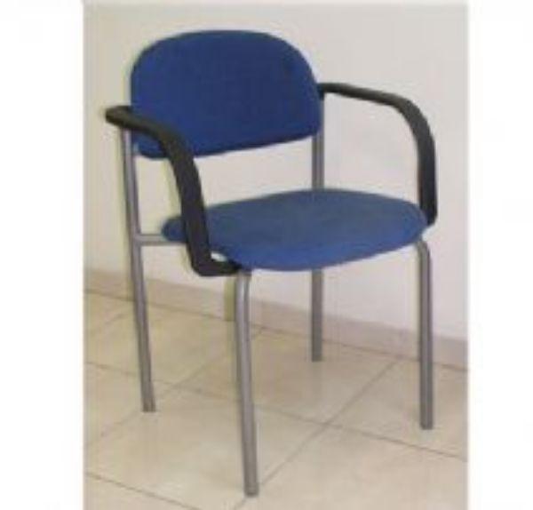 כסא אורח רקפת ידיות