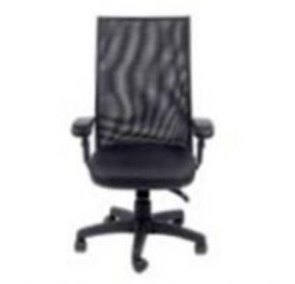 כסא מזכירה נט גבוה