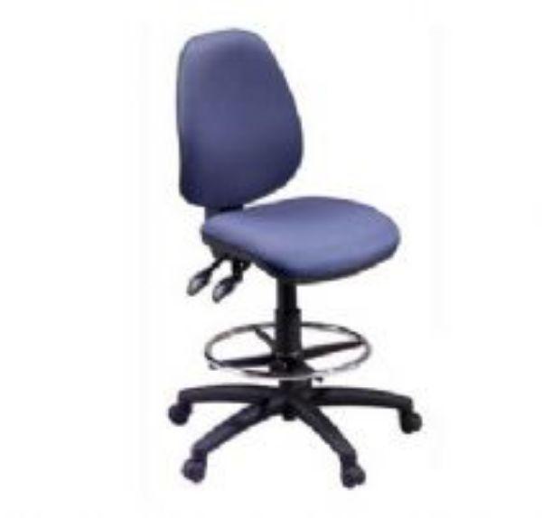 כסא מזכירה, שרטט, קופאית