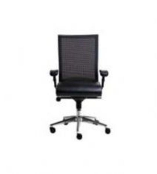 כסא מנהלים היי-טק