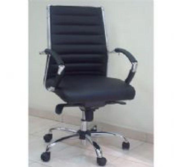 כסא מנהלים שי בינוני שחור