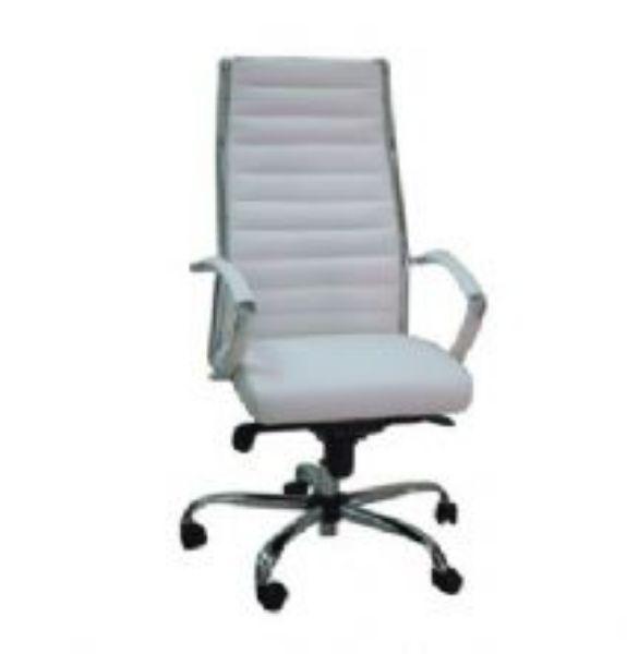 כסא מנהלים שי גבוה לבן