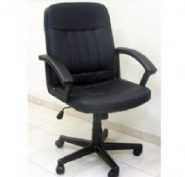 כסא מנהלים אלמוג גב בינוני