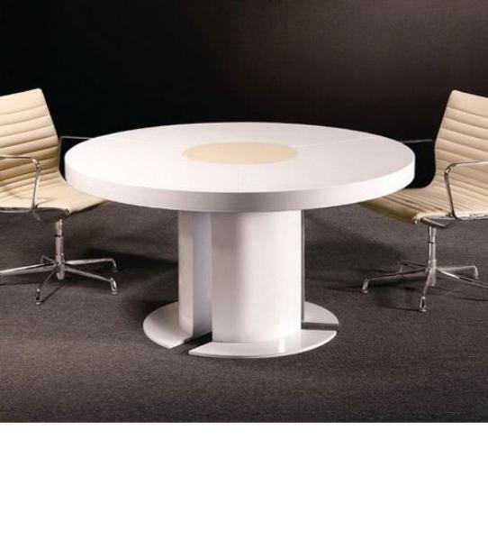 שולחן ישיבות עגול דגם 2983C-463