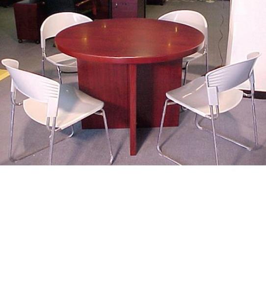 שולחן ישיבות עגול דגם 312A-462
