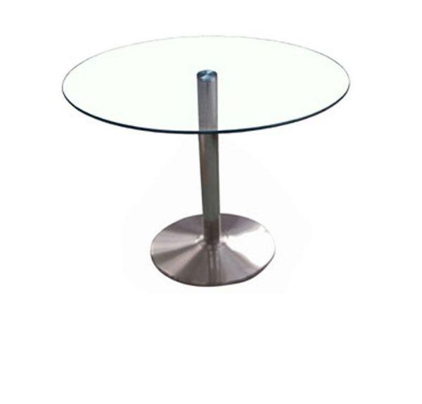 שולחן ישיבות זכוכית 505-185